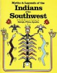Bertha Dutton en Caroline Olin - Myths and Legends of the Indians of the Southwest Book 1 Navjo, Pima, Apache