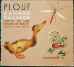 Lida / Rojan (ill.) - Plouf. Canard sauvage