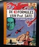 """Jacobs, Edgar Pierre - De """"U"""" straal (2x) + De 3 formules van prof. Sato"""