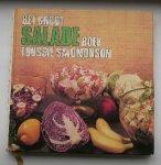 SALOMONSON, TOUSSIE, - Het groot saladeboek