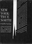 Millstein Gilbert & Falk Sam (photographer) - New York: True North, a book in words and pictures.