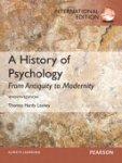 Thomas Hardy Leahey - A History of Psychology