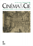 Venturini, Simone (editor) - Cinéma&Cie / Revisiting the Archive / Revisiter l'archive/ International Film Studies Journal. Vol. XI, no 16-17 Spring-Fall 2011