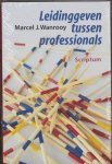 M.J. Wanrooy - Leidinggeven tussen professionals