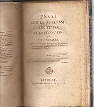 Plasschaert, J.B.J. - Essai sur la noblesse, les titres et la feodalite