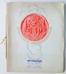 "Hoyer, Th.B.F. - 1626  ""Nieuw Amsterdam""  1938.  Holland Amerika Lijn"