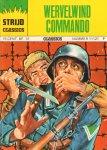 Diverse auteurs - Strijd Classics 11121 , Wervelwind Commando, goede staat