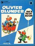 Greg - Olivier Blunder 04, Olivier Blunder Da's Mijn Zoon, softcover, zeer goede staat