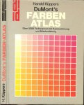 Küppers, Harald - DuMont's Farbenatlas - Über 5500 Farbnuancen mit digitalen Farbwerten, Kennzeichnung und Mischanleitung