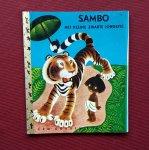 schmidt, annie m.g. - sambo: het kleine zwarte jongetje (serie: gouden boekjes)
