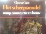 Curti - Scheepsmodel romp constructie en bouw / druk 1