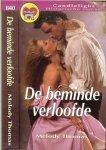 Thomas Melody Vertaling  Carlo Hermans - De Beminde verloofde  Candlelight Historische roman  840