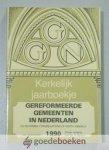 Mallan (redactie), Ds. F. - Kerkelijk Jaarboekje der Gereformeerde Gemeenten in Nederland, jaargang 1990 --- 43e jaargang