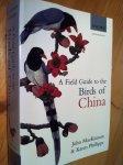 MacKinnon, John & Karen Phillipps - A field guide to the Birds of China