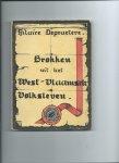 Depraetere, Hilaire - Brokken uit het West-Vlaamsch Volksleven