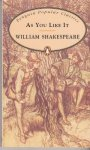 Shakespeare, William - As you like it