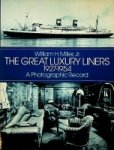 Miller, William H. - The Great Luxury Liners 1927-1954