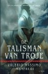 Manfredi, Valerio M. - De talisman van Troje