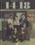 Corbeyran - Le Roux - 14 - 18 deel 01. De Kleine Soldaat (Augustus 1914), hardcover, gave staat (nieuwstaat)