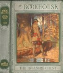 Miller, Olive Beaupre [Editor] - My Bookhouse.set of 6 Volumes. Vol. 1 In the Nursery, Vol. 2 Up One Pair of Stairs, Vol. 3 Through Fairy Halls, Vol. 4 The Treasure Chest, Vol. 5 From The Tower Window, Vol. 6 The Latch Key