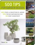 - 500 tips for garden design