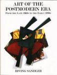Sandler, Irving - Art of the postmodern era - from the late 1960s to the early 1990s