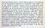 Bouman, Prof. Dr. P.J. - Cultuurgeschiedenis van de twintigste eeuw