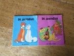- Disney Aristocats boekjes