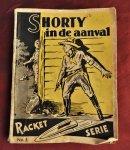 la Haye, Jacq - 5- SHORTY in de aanval 6- de RIVIERPOST OVERVAL (Racket serie)