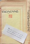 Schotman, Johan Wilhelm - Cloisonné; een cyclus China-verzen