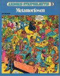 Steeman, Jan - Arboris Stripselektie 3, Metamorfosen, softcover, zeer goede staat (naamstempel op schutblad)