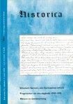 Auteurs (diverse) - Historica - Vrouwengeschiedenisblad 1978-2005 (nagenoeg compleet: 36 tijdschriften)
