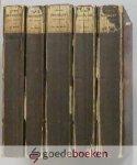 Looman, T.M. - Handboek der Bijbelverklaring voor huisgezinnen, set 6 delen compleet --- Met kaarten