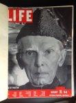 redactie - Life International edition 1948 (1949)  14  ingebonden nummers