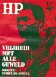 Plessis, Esau de / Wasberge, Robert van e.a. - Vrijheid met alle geweld. Dossier Zuidelijk-Afrika