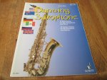 Heinz Both - Dancing Saxophone 10 Easy Pieces for Alto Saxophone and Piano