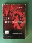 Journel, P. - Les Ordinations