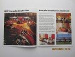 Cunard Line - Brochure  QE2 : Queen Elizabeth 2 • Transatlantische afvaarten en tarieven 1980