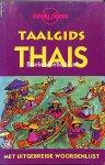 Cummings, Joe - Taalgids Thais