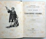 Girardin, J. - Irving, Washington - Vie et voyages de Christophe Colomb, d'après Washington Irving (FRANSTALIG)