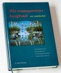 Huizinga, E Julius - Wat reumapatienten bezighoudt. Een Reumaleesboek. Een onderzoek naar de ziektebeleving van Reumatische arthritis- en Bechterew-patienten