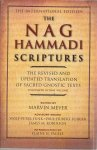 Meyer, Marvin - Nag Hammadi Scriptures / The Revised and Updated Translation of Sacred Gnostic Texts Complete in One Volume