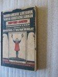 Wouters, D / Hulst, W.G. van de - Nederlandsch Leesboek voor de christelijke scholen Neven-Serie . Deel X