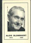 Dirven, Stan (samenstelling) - Aloïs Blommaert, 1912 - 1958
