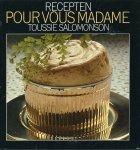 Salomonson, Toussie - RECEPTEN POUR VOUS MADAME