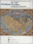 D. Imhof (ed.); - Abraham Ortelius cartographe et humaniste,