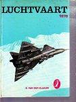 Klaauw, B. van der - Alk nr 186 Luchtvaart 1970