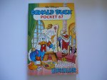 Disney, W. - Donald Duck Pocket 67 De hulpeloze hofschilder / druk 1