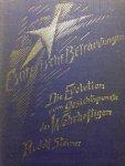 Steiner, Rudolf - Die Evolution vom Gesichtspunkte des Wahrhaftigen. Fünf Vorträge, Berlin 31. Oktober bis 5. Dezember 1911