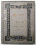 [Nadar e.a.] - Album de la Galerie Contemporaine - Biographies & Portraits